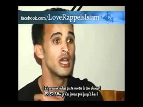 شاب مغربي أبكى الجميع : الكل يؤدي إلى الحرام
