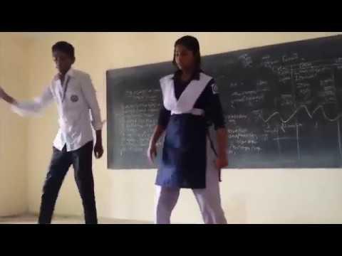 School Girl Dance on Dj Songs   Desi Dance 2017