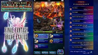 ♦FFBE♦ Story Event : Guardian of the Order Part 5 - A True Era [First Look]