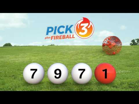 IL Lottery Midday 08/07/2017