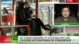 UK bans Press TV:
