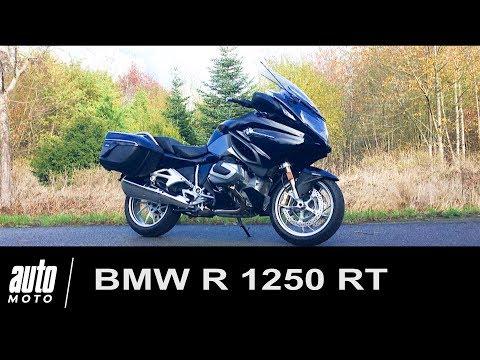 BMW R 1250 RT Essai en POV de la luxueuse routière Auto Moto