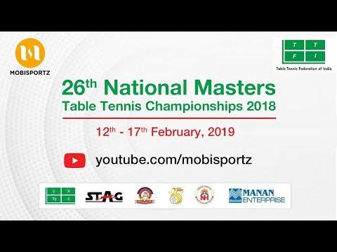 Xxx Mp4 Sumit Mousumi WB Vs Shivkumar Deepali KNT 26th National Master TT Championship 2018 3gp Sex
