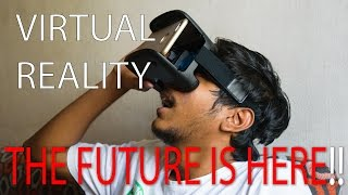 Lenovo K6 Note ANTVR Headset and Google Cardboard Unboxing & Review! 2016