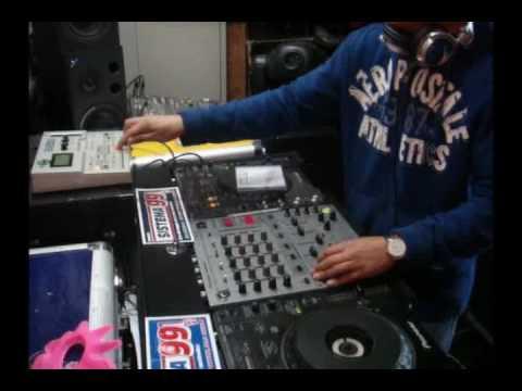 sistema 99 che happy mix dj en las tornamesas pionner 3