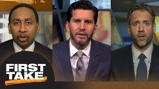 Should Cavaliers go for the title? Stephen A., Max and Will Cain debate | First Take | ESPN