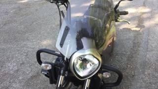 Kawasaki Vulcan S quick owner review