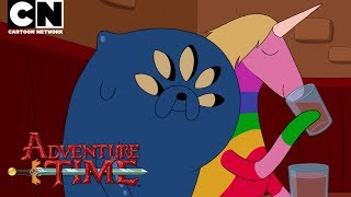 Adventure Time | Jake's New Look | Cartoon Network