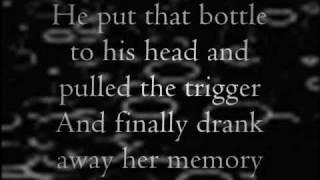 Brad Paisley ft. Alison Krauss - Whiskey Lullaby - Lyrics