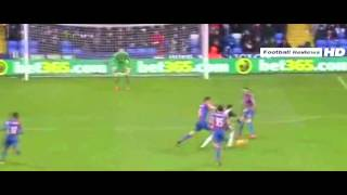 Willian great goal v Crystal Palace