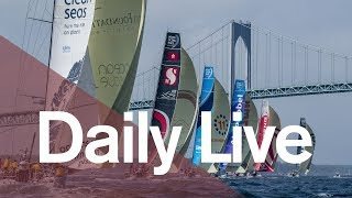 Daily Live – Monday 21 May   Volvo Ocean Race