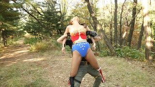 Superheroine Wunder Woman Episode 2 Trailer
