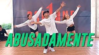 "Mc Gustta ""ABUSADAMENTE"" Choreography by Duc Anh Tran"