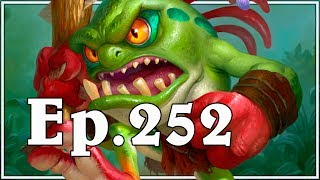 Funny And Lucky Moments - Hearthstone - Ep. 252