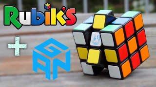 Limited Edition GAN Rubik's SpeedCube Unboxing