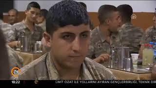 Orgeneral Akar sınırı ziyaret etti bir askerimizin annesiyle telefonda konuştu
