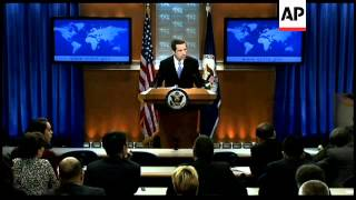 State Department comments on case of China