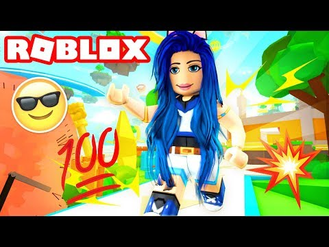 SPEED RUNNING in the ROBLOX MEGA CHALLENGE