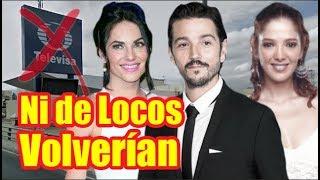 Famosos a los que Televisa les Ruega Regresar y no Aceptan