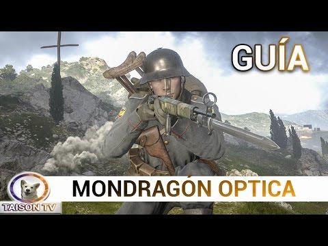 Battlefield 1 El Mondragón con Optica