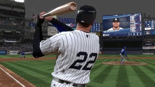 MLB The Show 19 Road to the Show with Joe Broadway (3B) And The New York Yankees MLB 19 RTTS EP2