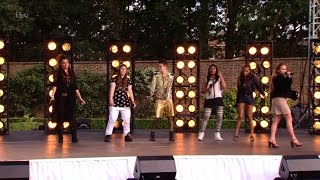 The X Factor UK 2015 S12E08 Bootcamp Day 1 Group 8 Challenge