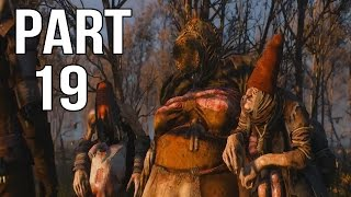 The Witcher 3 Walkthrough Part 19 Gameplay - Three Witches