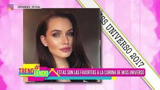 Miss Universo calienta motores  Colombia entre las favoritas