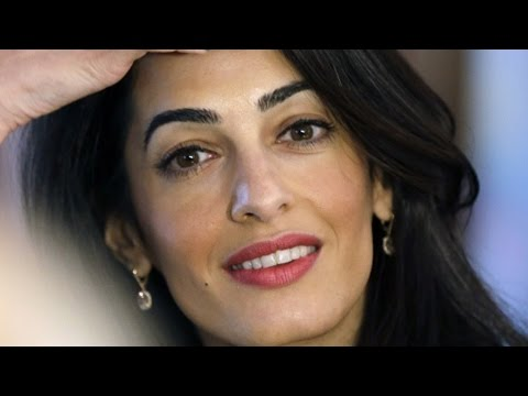 What You Don t Know About Amal Clooney