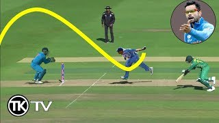 Top 7 Cricket's Funny RunOut Misses - Easy RunOut Chances Missed in Cricket History - TKTV