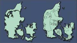 Europe According to Creative People -- What Europe's Countries look like