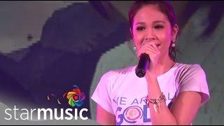 Janella Salvador - Give Thanks (LIVE)