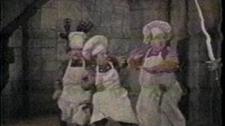 July 1993 - The Last of the Three Stooges, Curly Joe DeRita, Dies