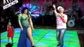 الراقصة شمس حفلة رأس السنة 2017