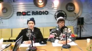 EXO - 130916 Younha's Starry Night Radio (eng subbed)