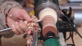 How To Make A Segmented Scrap Wood Vase