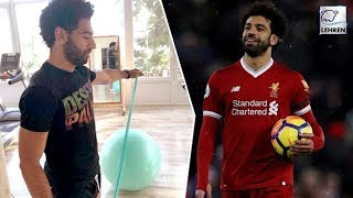 Mohamed Salah Returned From Injury To Play For World Cup 2018