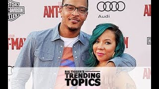 Ti & Tiny Calls Off Divorce, Kylie Jenner Preggo + Slim Jimmy A Soon To Be Daddy!