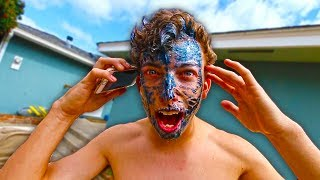 HYDRO DIPPING VS FACE! *DO NOT ATTEMPT*