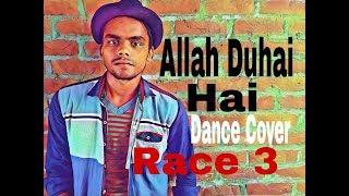 Dance on | Allah Duhai hai Song | Race 3 dance choregraphy | Rohit shakya ind