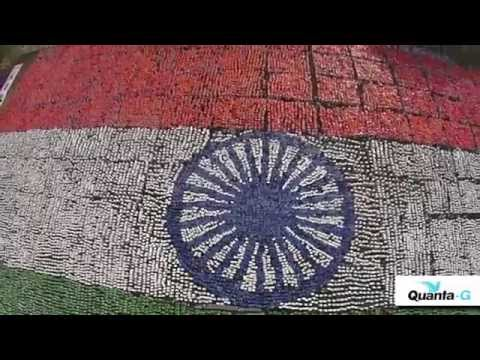 Rotary My Flag My India 2014 - A Quanta-G Event