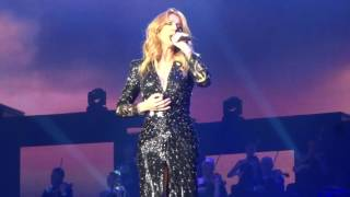 celine it's all coming back to me now - Las Vegas 2016