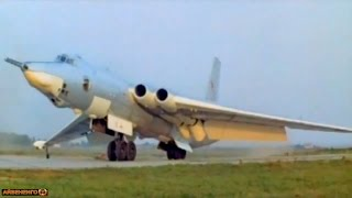 Russian long range aviation: Myasishchev - 3M (M-4) 'Hammer' (Bison)
