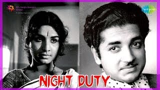 Night Duty | Manassoru song