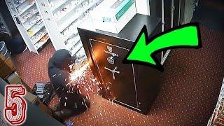 5 Rapine Assurde Riprese A Video