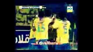 الهدف الاول للاسماعيلى فى الاتحاد السكندرى حسنه عبد ربه