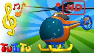 School for Kids | TuTiTu Toys and Songs for Children | Helicopter