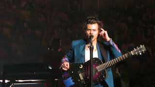 Still The One(Shania Twain cover) - Harry Styles & Kacey Musgraves 6/22/18 New York, NY