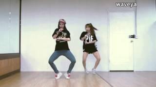 JUSTIN TIMBERLAKE 저스틴팀버레이크 sexy ladies Choreography Ari ★Waveya 웨이브야 Ari Miu