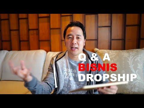 DennySantosoTV EP13 - Q&A Bisnis Dropship